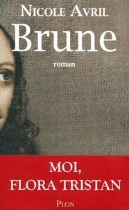 Nicole Avril - Brune.
