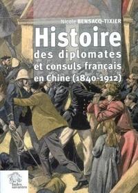 Deedr.fr Histoire des diplomates et consuls français en Chine (1840-1912) Image