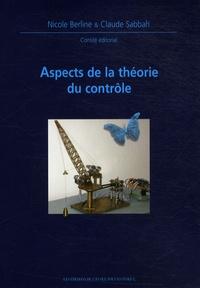 Nicole Berline et Claude Sabbah - Aspects de la théorie du contrôle.