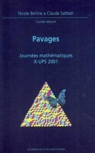 Nicole Berline et Claude Sabbah - Pavages - Journées mathématiques X-UPS 2001.