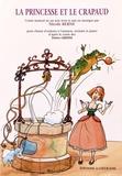 Nicole Berne - La princesse et le crapaud - Conte musical en un acte pour choeur d'enfants à l'unisson, récitant et piano d'après les Frères Grimm.
