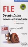 Nicole Borelli et Angie Borelli - FLE - Vocabulaire niveau intermédiaire A2 B1.