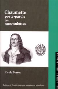 Openwetlab.it Chaumette, porte-parole des sans-culottes Image