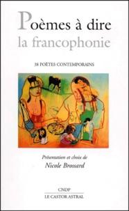Nicole Brossard et  Collectif - .