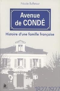 Nicole Buffetaut - Rue de Condé.