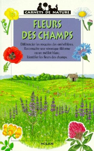 Nicole Bustarret - Fleurs des champs.