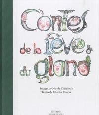 Nicole Claveloux et Charles Poucet - Contes de la Fève et du Gland.
