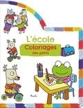 Nicole Colas des Francs - L'école.