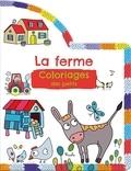 Nicole Colas des Francs - La ferme.