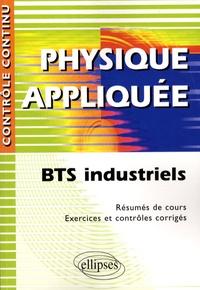 Nicole Cortial - Physique appliquée BTS industriels.