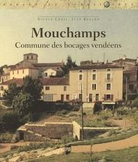 Nicole Croix et Jean Renard - Mouchamps - Commune des bocages vendéens.