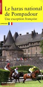 Nicole de Blomac et Bernard Maurel - Le haras national de Pompadour - Limousin.
