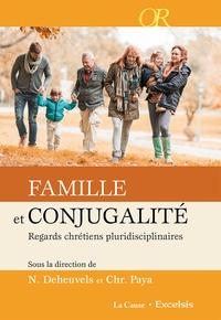 Rhonealpesinfo.fr Famille et conjugalité - Regards chrétiens pluridisciplinaires Image