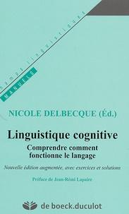 Nicole Delbecque - Linguistique cognitive - Comprendre comment fonctionne le langage.