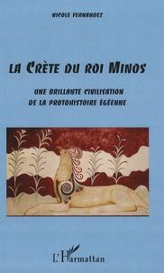 Deedr.fr La Crète du roi Minos - Une brillante civilisation de la protohistorique égéenne Image