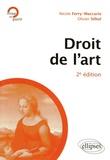 Nicole Ferry-Maccario et Olivier Silhol - Droit de l'art.