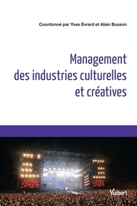 Nicole Ferry-Maccario et Patrick Cauvin - Management des industries culturelles et créatives.