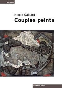 Nicole Gaillard - Couples peints - Esthétique de la réception et peinture figurative.