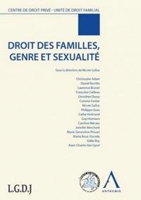 Nicole Gallus - Droit des familles, genre et sexualité.