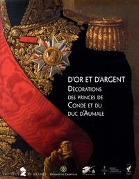 Deedr.fr D'or et d'argent - Décorations des princes de Condé et du duc d'Aumale Image