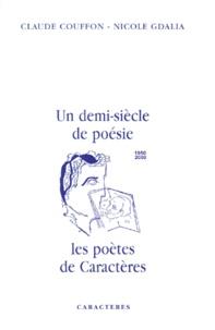 Deedr.fr Un demi-siècle de poésie 1950-2000 - Les poètes de Caractères Image
