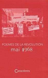 Nicole Gdalia - Poèmes de la révolution - Mai 68.