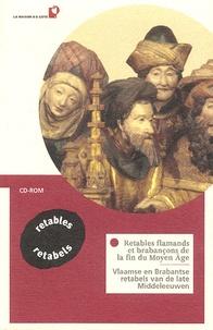 Retables flamands et brabançons de la fin du Moyen Age : Vlaamse en Brabantse retabels van de late Middeleeuwen - Edition bilingue français-flamand.pdf