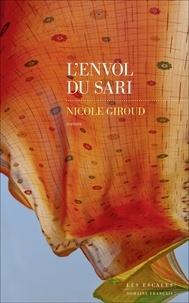 Nicole Giroud - L'envol du sari.