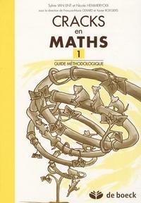 Nicole Hemmeryckx - Craks en maths - Guide méthodologique.