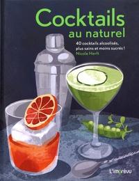 Deedr.fr Cocktails au naturel - 40 cocktails alcoolisés, plus sains et moins sucrés! Image