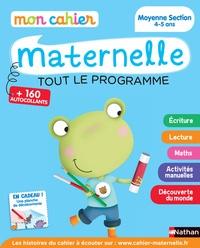 Nicole Herr et Jeanne Vilani - Mon cahier maternelle MS.