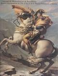 Nicole Hubert et Alain Pougetoux - Châteaux de Malmaison et de Bois-Préau, Musées napoléoniens de l'Île d'Aix et de la Maison Bonaparte à Ajaccio - Catalogue sommaire illustré des peintures et des dessins.