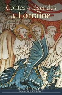 Nicole Lazzarini - Contes et légendes de Lorraine.