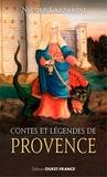 Nicole Lazzarini - Contes et légendes de Provence (poche).