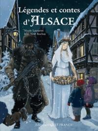 Nicole Lazzarini - Légendes et contes d'Alsace.