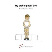 Nicole Legrand - My creole paper doll 2.