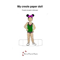 Nicole Legrand - My creole paper doll.