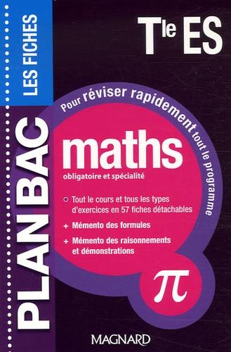 maths tle es obligatoire et specialite