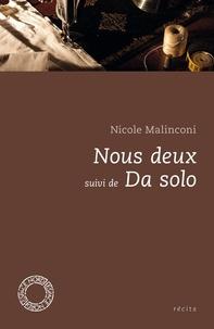 Nicole Malinconi - Nous deux da solo.