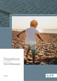 Nicole Mallassagne - Disparitions.