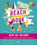 Nicole Masson et Yann Caudal - Beach Book - Jeux de culture.