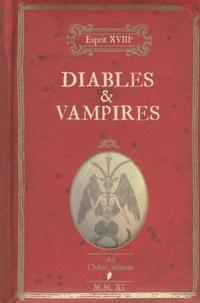 Nicole Masson et Maguy Ly - Diables & Vampires.