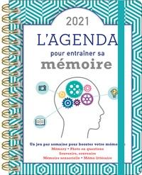 Nicole Masson et Yann Caudal - L'agenda pour entraîner sa mémoire.