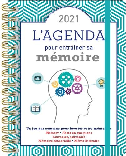 L'agenda pour entraîner sa mémoire  Edition 2021