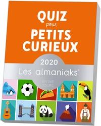 Nicole Masson et Yann Caudal - Quiz pour petits curieux.