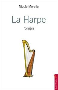 Nicole Morelle - La harpe.