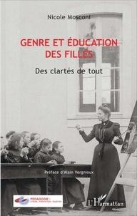 Nicole Mosconi - Genre et éducation des filles - Des clartés de tout.