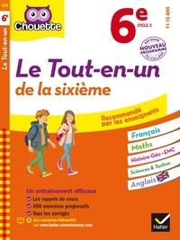 Nicole Nemni-Nataf et Patrick Vermeulen - Chouette Le Tout en un 6e - nouveau programme.