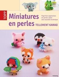 Nicole Nitzsche - Miniatures en perles - Tellement kawaii.