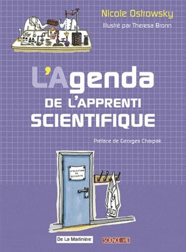 Nicole Ostrowsky - L'agenda de l'apprenti scientifique.